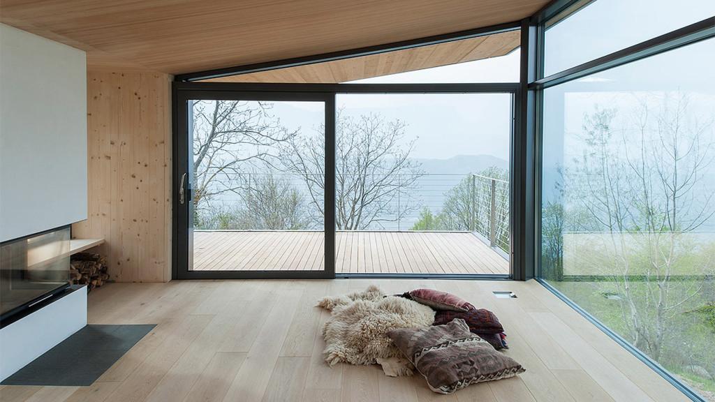 Casa sulle Alpi