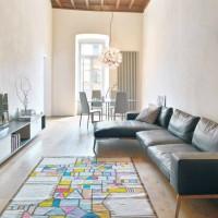 Ristrutturazione di un appartamento a tutta luce