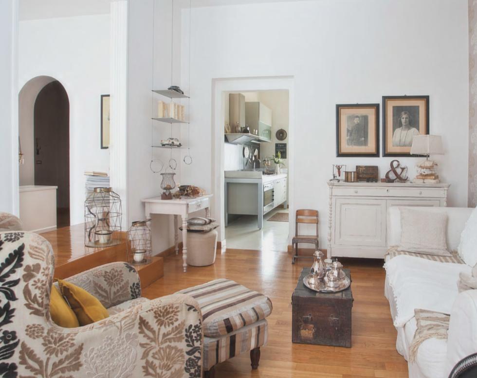 Stile vintage una casa dall 39 anima sussurrata - Organizzare camera da letto ...