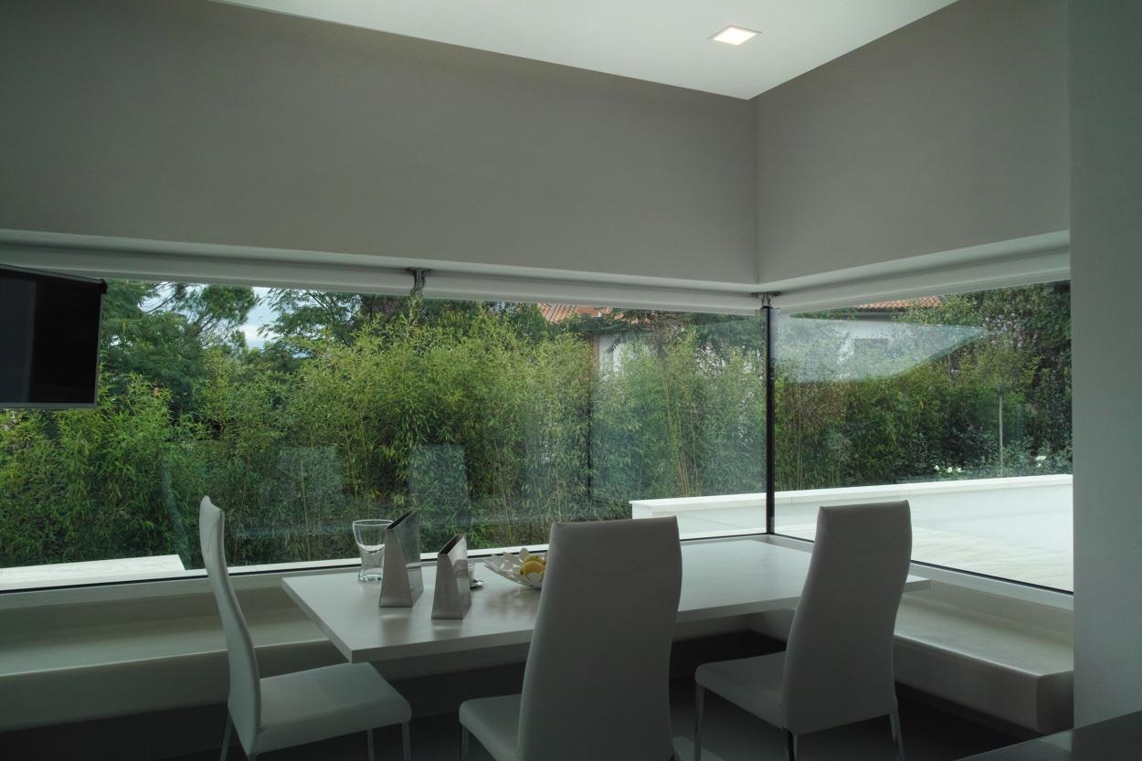 Villa in stile moderno in toscana ville casali for Ville stile moderno