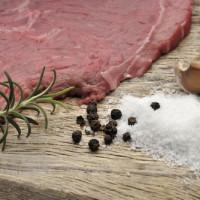 Carne Chianina: guanciale brasato