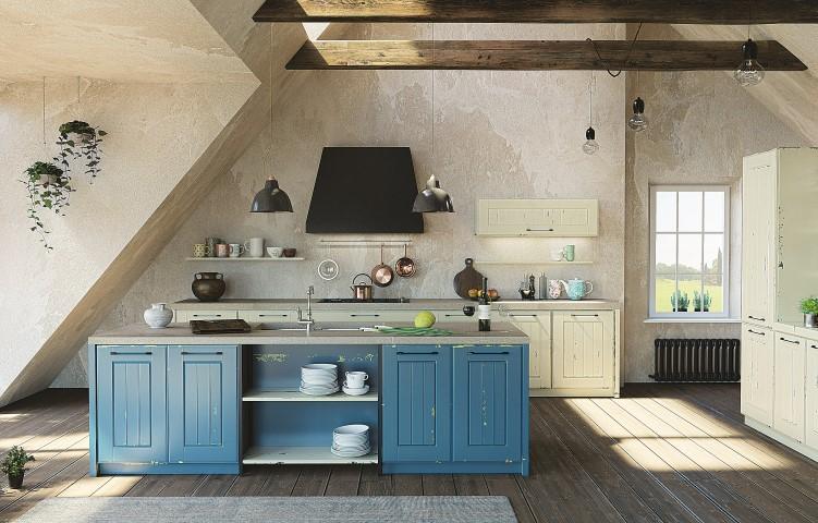Stile shabby chic per la tua casa romantica ville casali - Casa shabby chic country ...