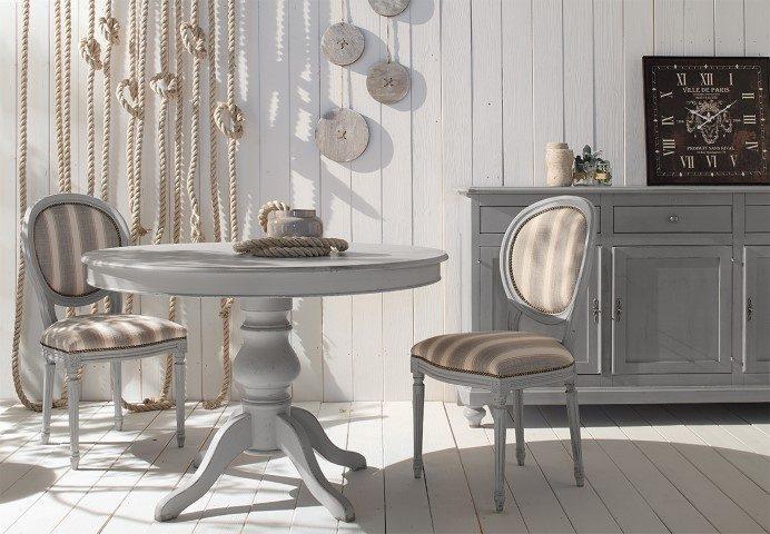 Stile shabby chic per la tua casa romantica ville casali for Arredamento chic moderno