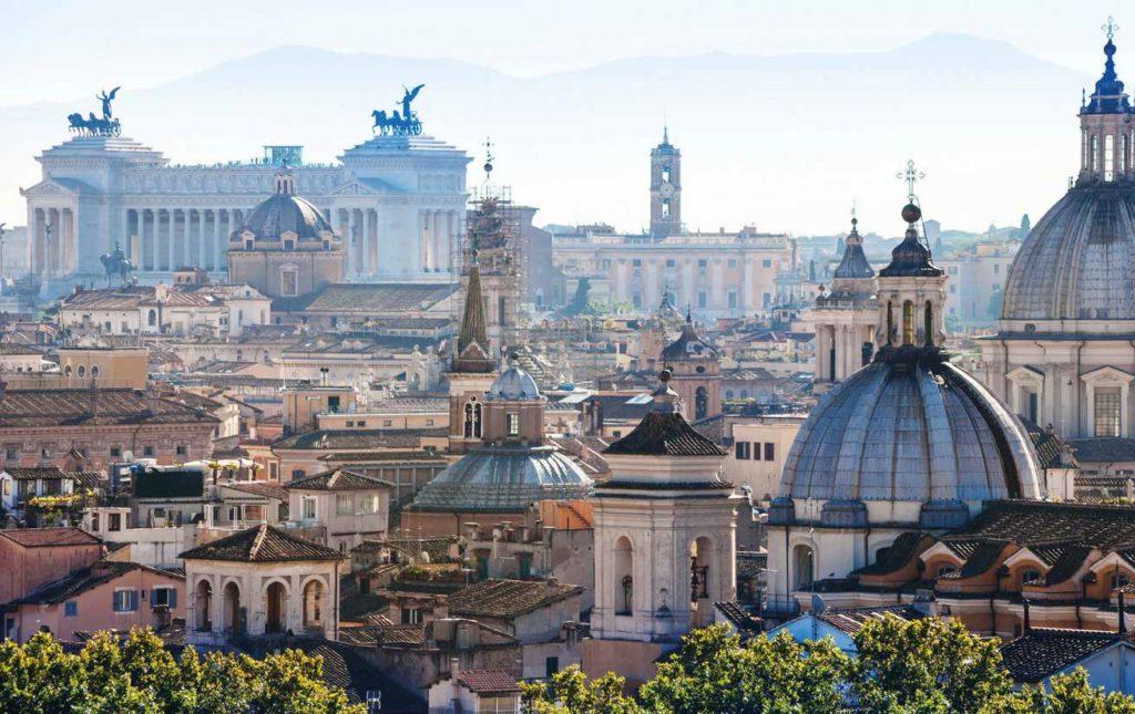 Una casa a Roma