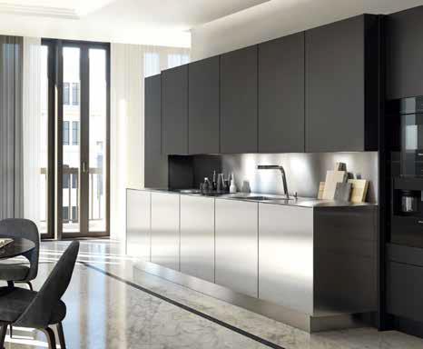 Cucine 2017, stile contemporaneo tra funzionalità e design  Ville&Casali