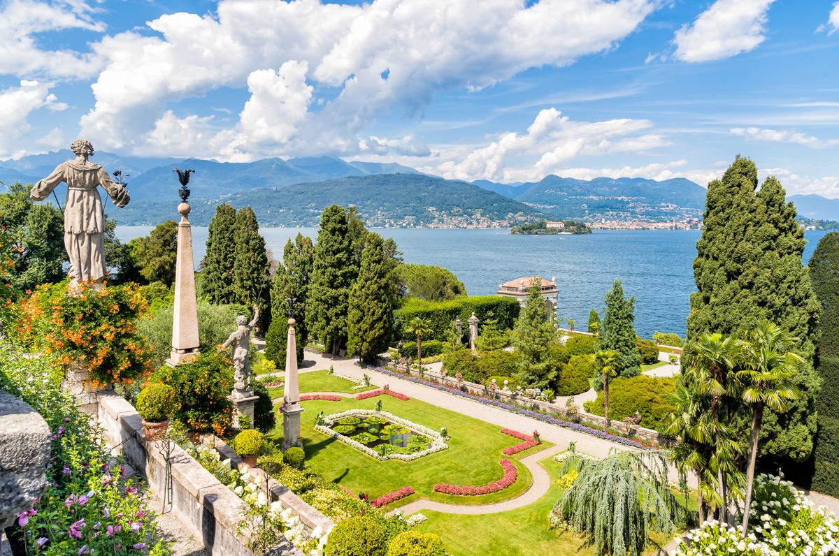 Atlante dei Giardini del Piemonte, itinerario