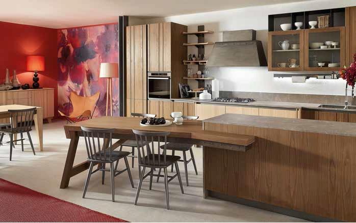 Nuove cucine best nuove cucine del marchio lottocento - Cucine nuove ...