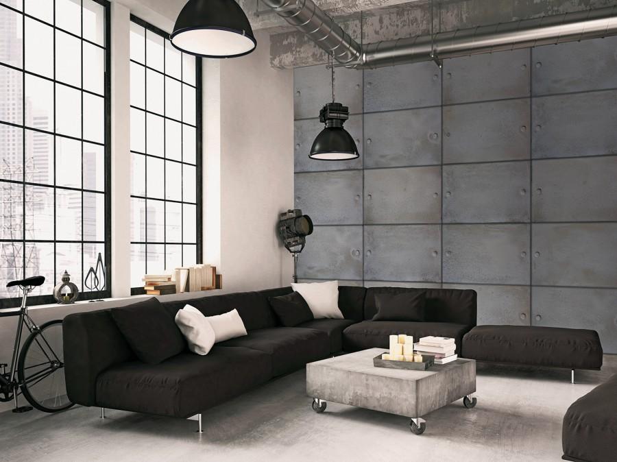 New classic l arredamento tra il vintage e il moderno for Arredamento casa classico e moderno