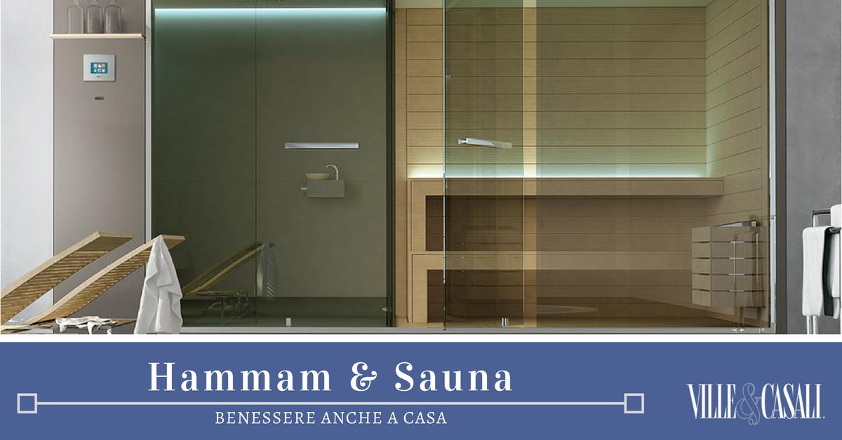 Sauna e bagno turco benessere fisico e psichico ville casali - Benefici del bagno turco ...