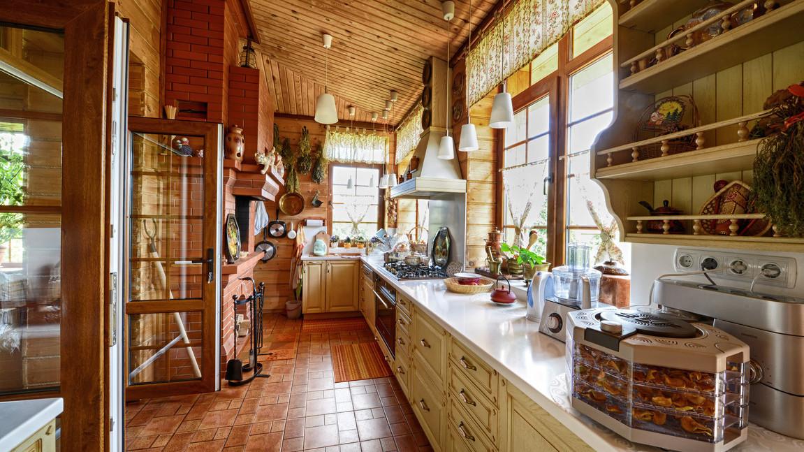 Cottage minimal o shabby chic i ville casali for Piani casa del sud del cottage