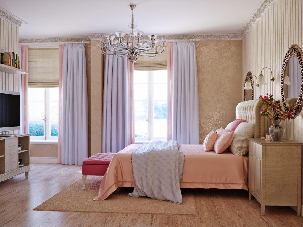 Arredamento Provenzale in camera da letto | Ville&Casali