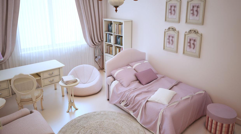 Arredamento provenzale in camera da letto ville casali for Arredamento camera letto
