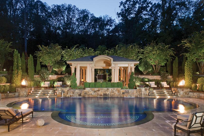 scegliere bordo piscina