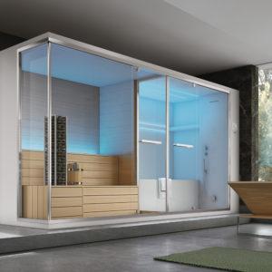Sauna e bagno turco: benessere fisico e psichico | Ville&Casali