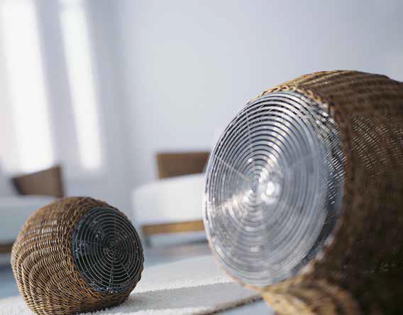 ventilatori vimini