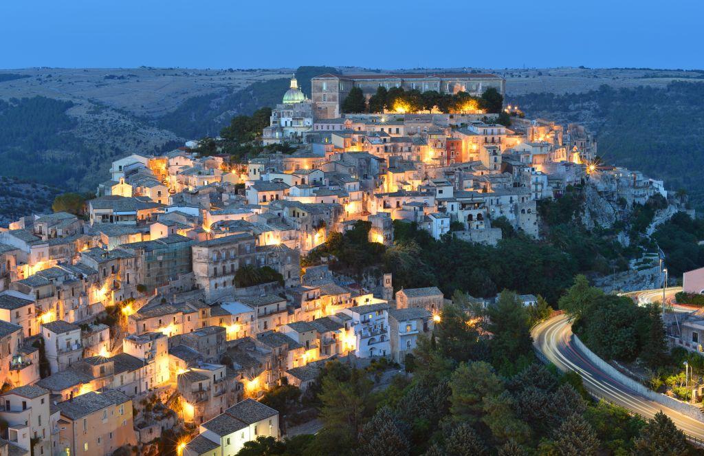 Ragusa ibla itinerario sicilia orientale
