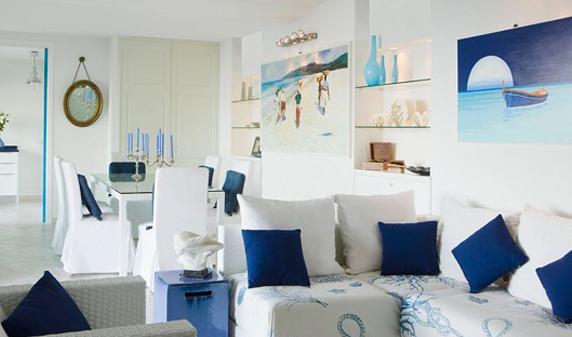 Arredamento Interni Casa Al Mare : Come arredare la casa al mare ville casali