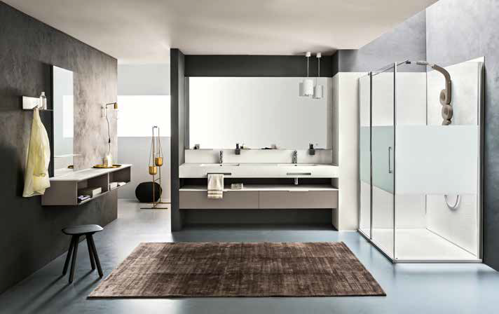 Fabuleux Spa e area relax nel bagno di casa | Ville&Casali CQ36