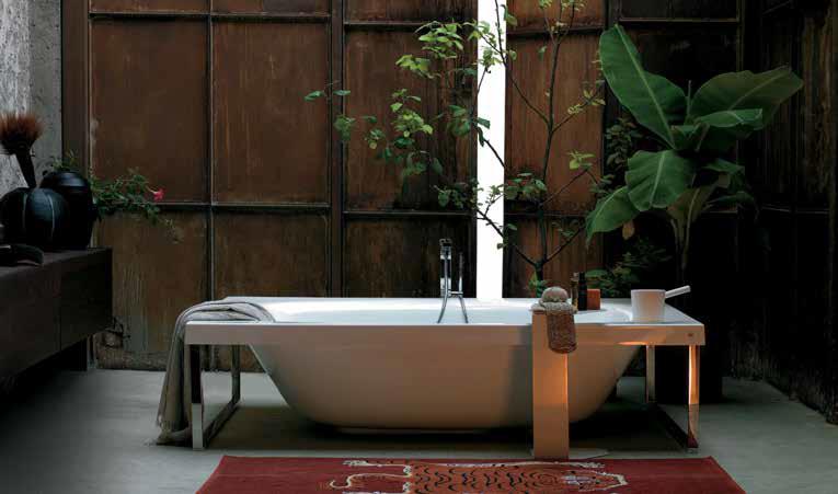 Spa e area relax nel bagno di casa ville casali