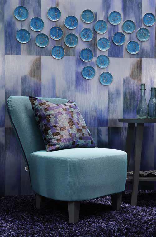 Rinnovare casa con i colori: blu