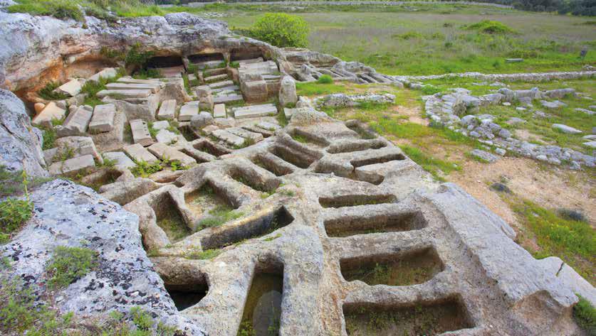 vasche archeologia