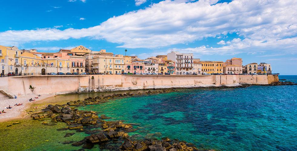 ortigia itinerario sicilia orientale