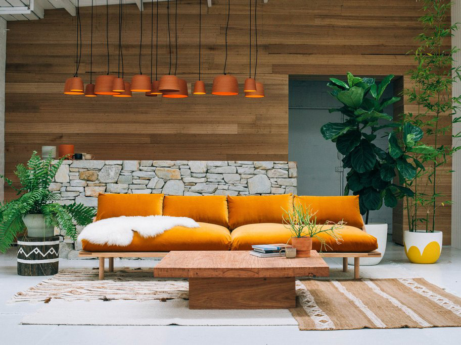 pantone autunno 2017 arredamento autumn maple