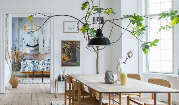 Arredare casa con le piante ornamentali ville casali for Arredare casa con le piante