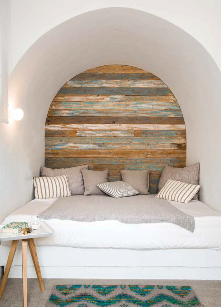 Progetto casa vacanze in grecia casa ilektra a syros for Cuscini galleggianti piscina