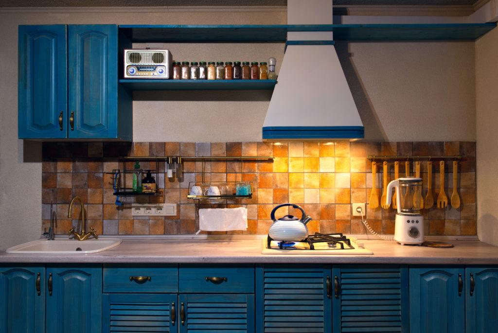 Colore Pareti Cucina: Moderna, Classica, Rustica | Contrasti ...