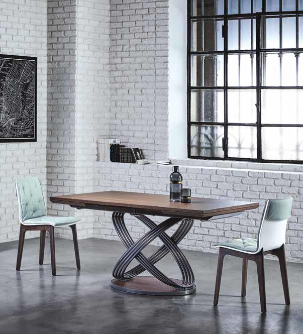 tavolo base in ferro