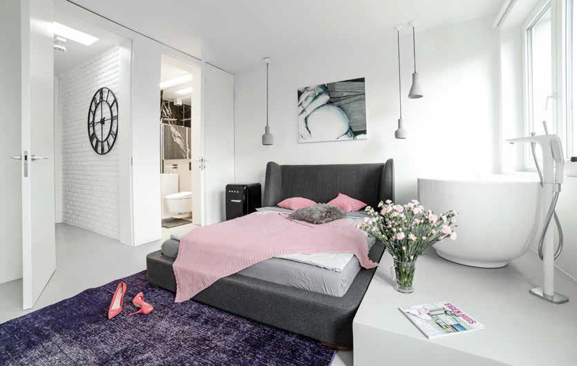 urban style letto