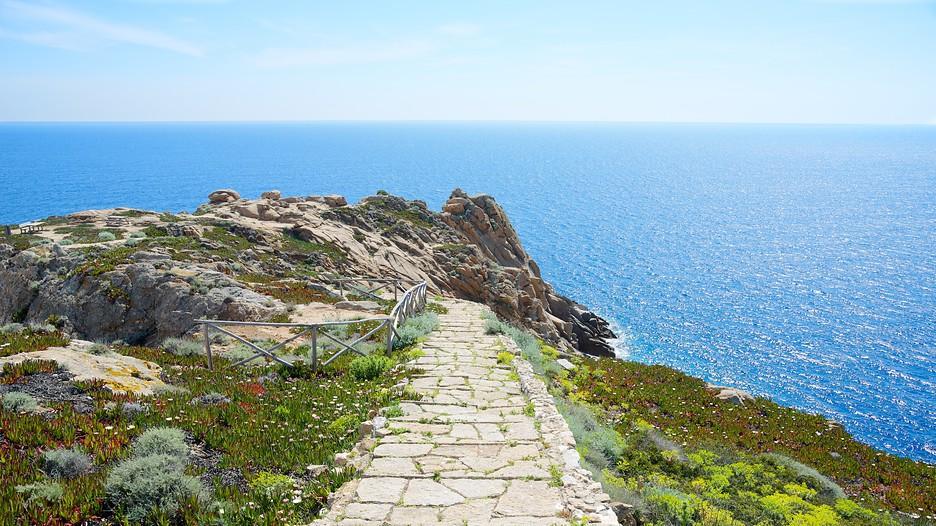 Isola Del Giglio arcipelago toscano itinerario
