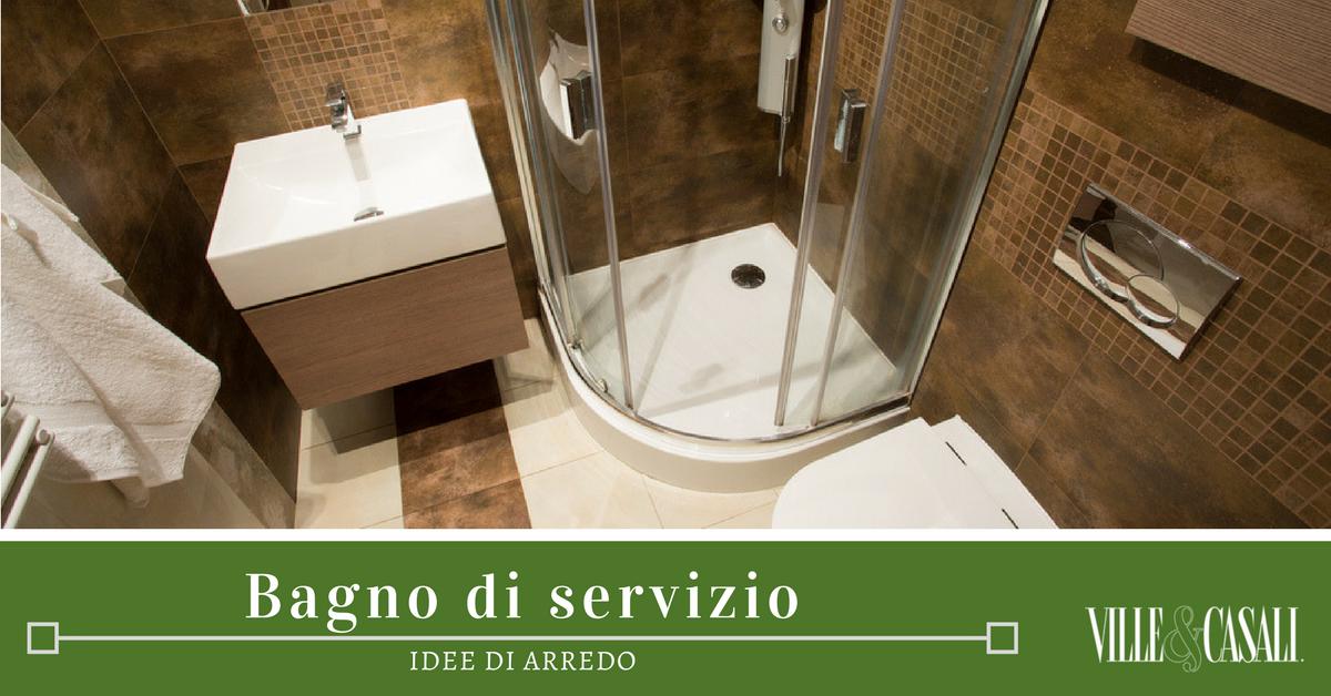 Piccoli Bagni Di Campagna : Come arredare il bagno: tutti gli accorgimenti più utili ville&casali