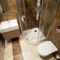 Come arredare il bagno di servizio