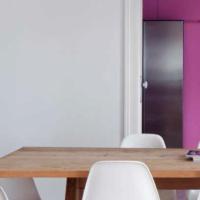 Un caleidoscopio di colori per la ristrutturazione di una villa a Lisbona