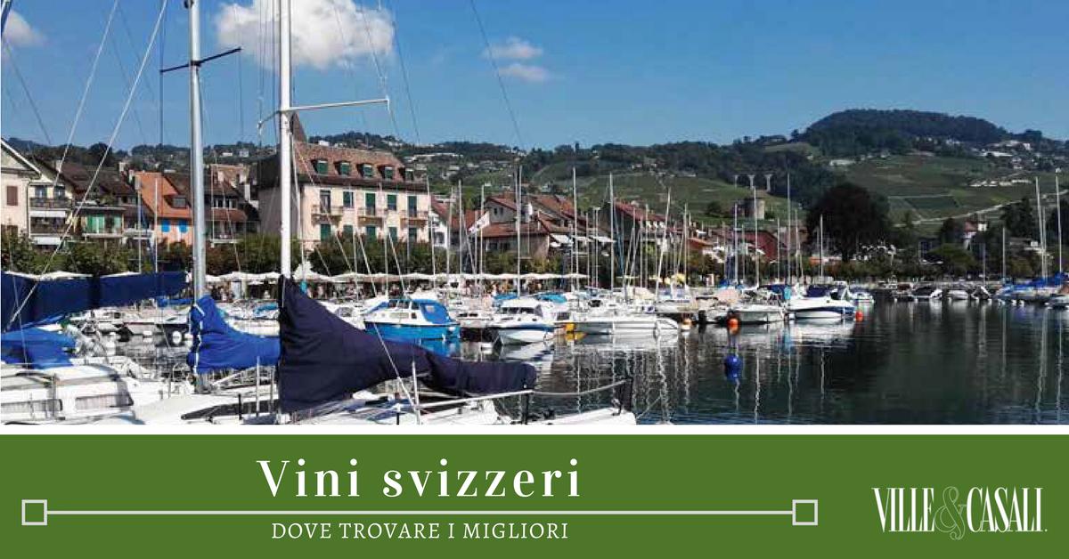 Itinerario enologico in svizzera lochasselas ville casali for Case in vendita svizzera italiana