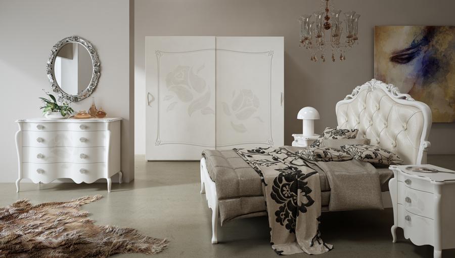 Arredare con il New Classic: lo stile ideale in camera da letto ...