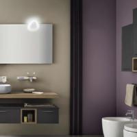 Velvet, nuova collezione componibile per l'arredo bagno