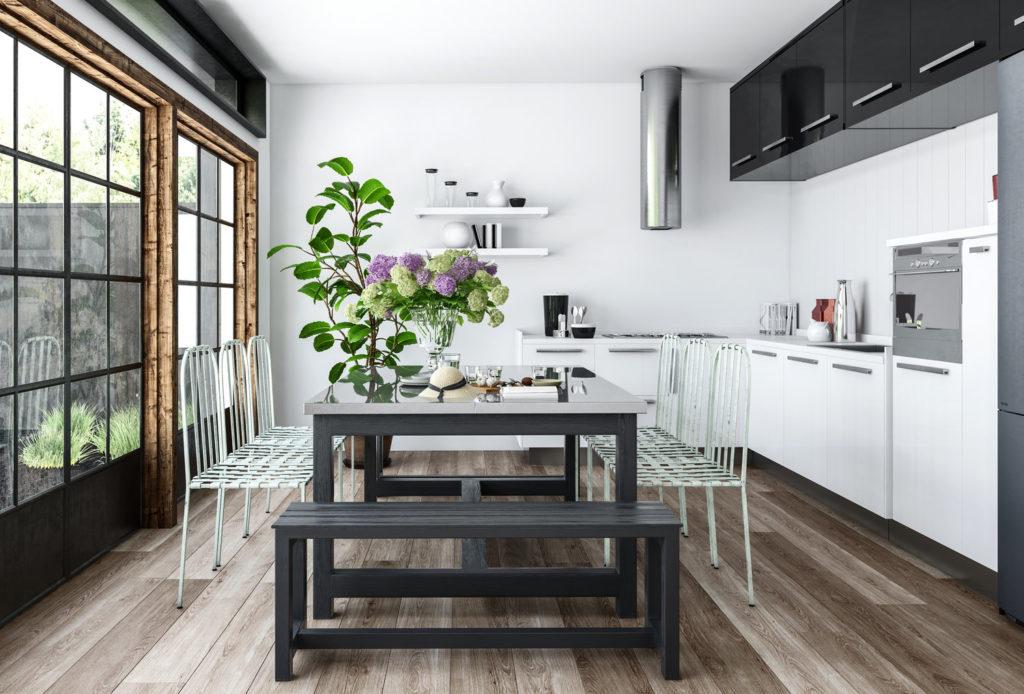Come arredare una cucina bianca idee di stile per ogni - Cucina provenzale bianca ...
