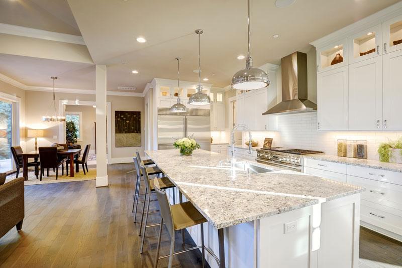 come arredare una cucina bianca, idee di stile per ogni gusto ...