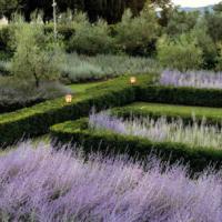 Giardino rinascimentale all'italiana: il progetto di un paesaggista in Toscana