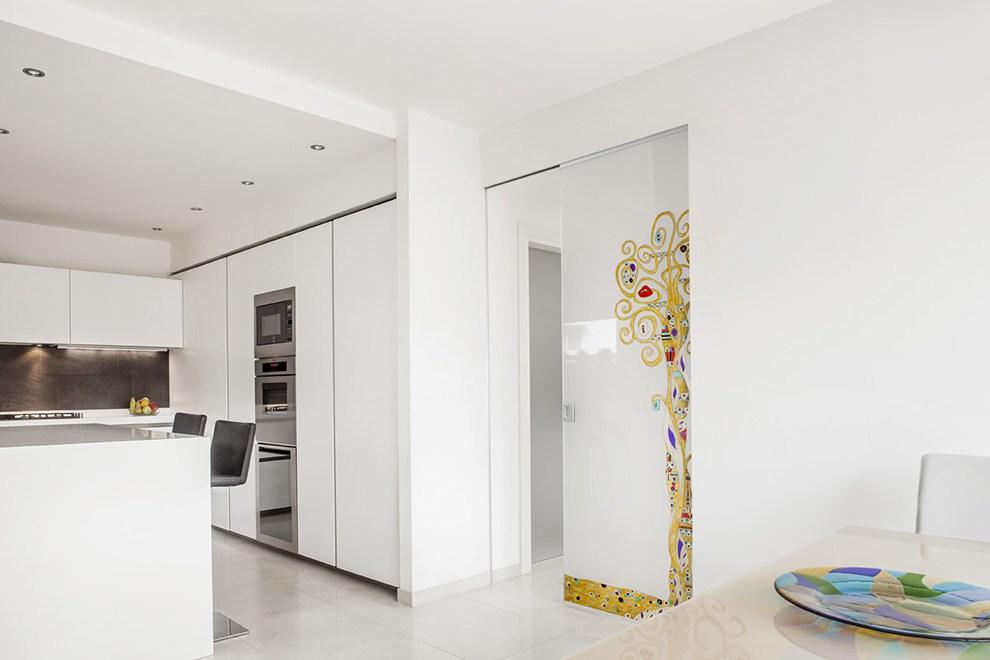 Scegliere una porta a scomparsa in vetro | Ville&Casali