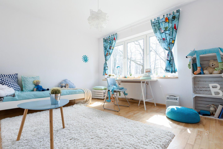 Arredare la camera dei bimbi quattro consigli utili for Arredare la camera dei ragazzi