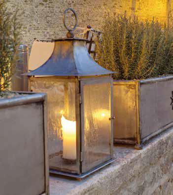 Illuminazione lo stile country per le lampade ville casali for Lampade stile country