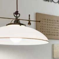 Illuminazione: lo stile country per le lampade