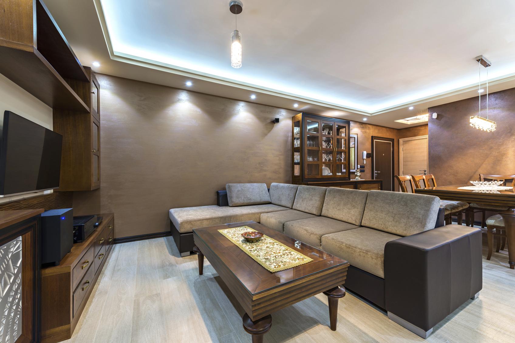 Illuminare la casa i vantaggi della scelta dei led ville casali - Illuminazione a led per interni casa ...