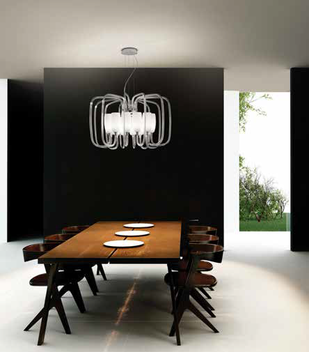 Lampade Kundalini Le Nuove Forme Illuminanti : Illuminazione le lampade per home decore ville casali