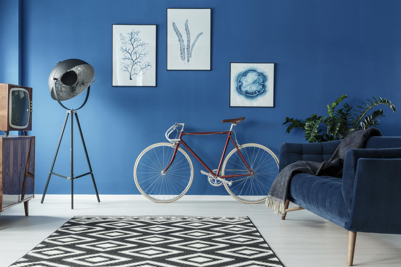 Dipingere le pareti di casa come fare la scelta giusta for Dipingere soggiorno