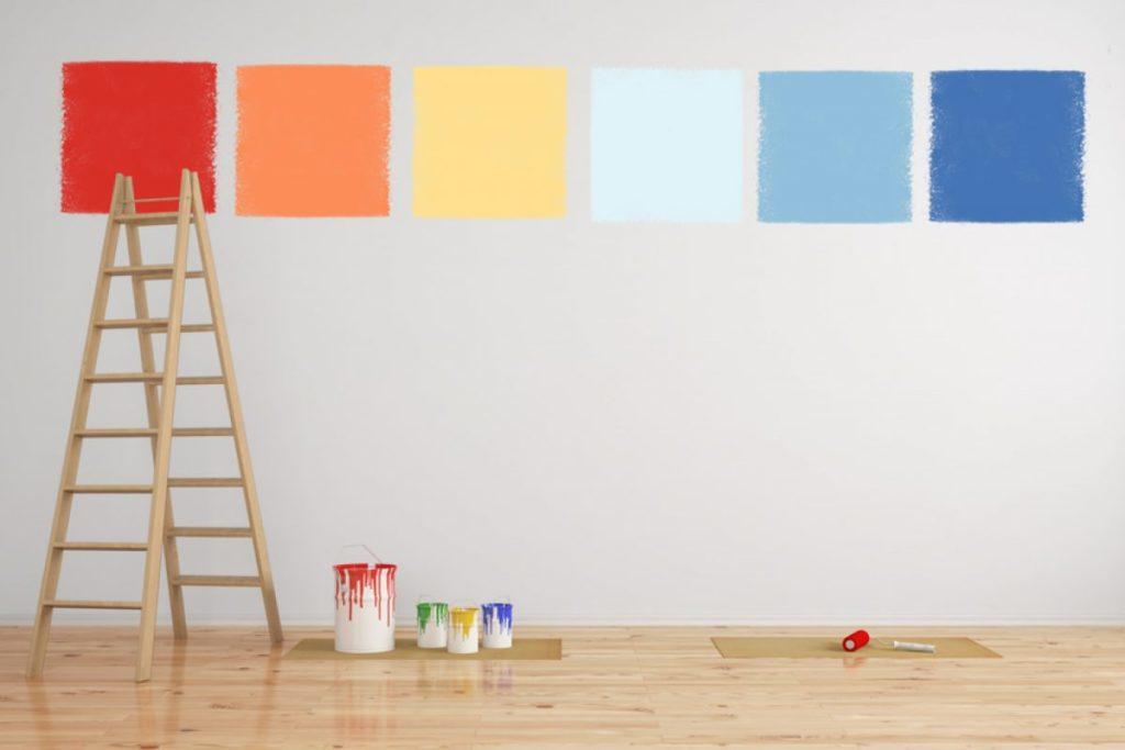 colori parete